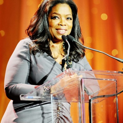 OPRAH WINFREY AWARD CEREMONY