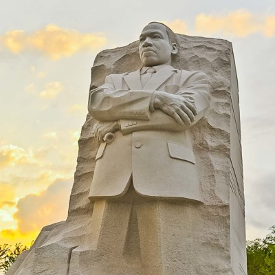 MARTIN LUTHER KING, JR MEMORIAL DEDICATION