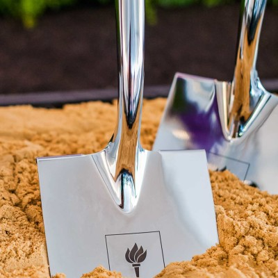 NEW YORK UNIVERSITY GROUND BREAKING CEREMONY