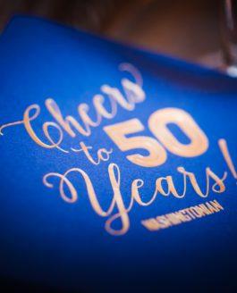 Washingtonian 50th Anniversary Party