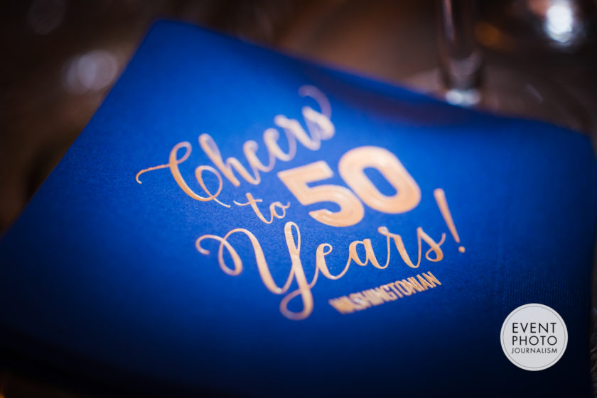 Washingtonian 50th Anniversary Party