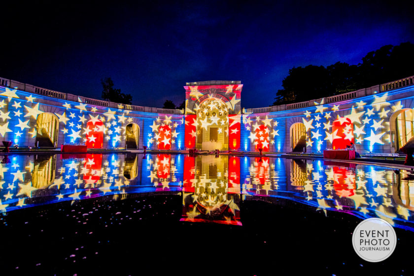 Special Event Photography Goes Red, White and Blue