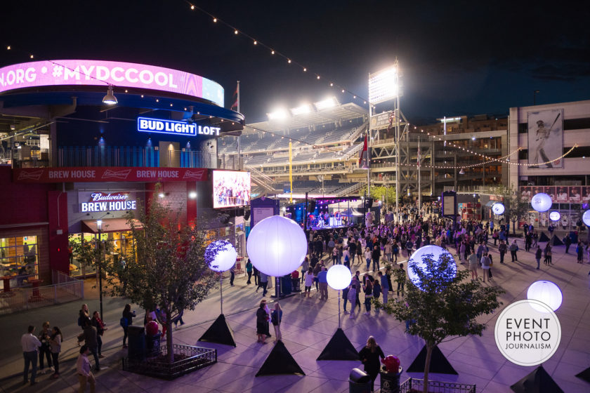 Washington DC Event Photographers at Nationals Park for IPW Conference