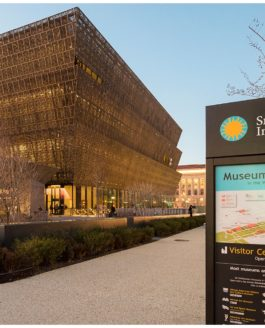 Washington DC Event Venue Feature | Smithsonian National Museum of African American History and Culture