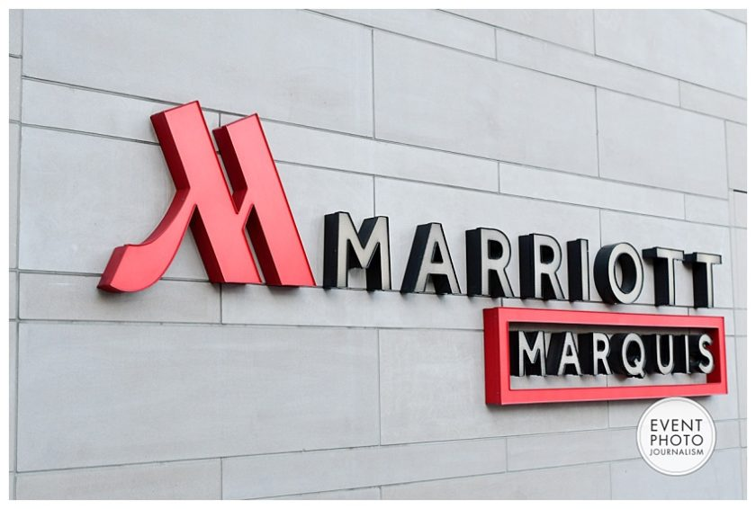Washington DC Event Photographer | Mariott Marquis Event Venue Feature