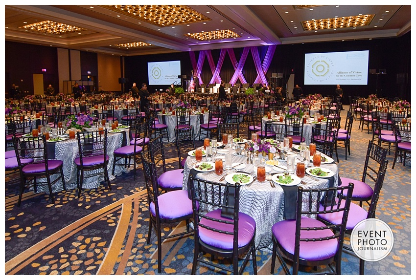 Mariott Marquis Event Venue Feature