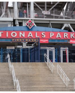 Professional Washington Event Photographer | The Washington Nationals Stadium