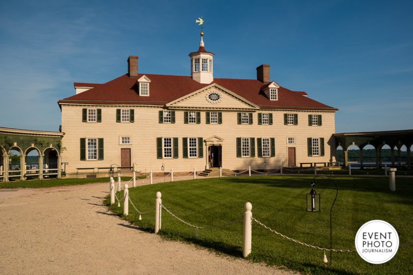 George Washington's Mount Vernon | Virginia Event Photographer