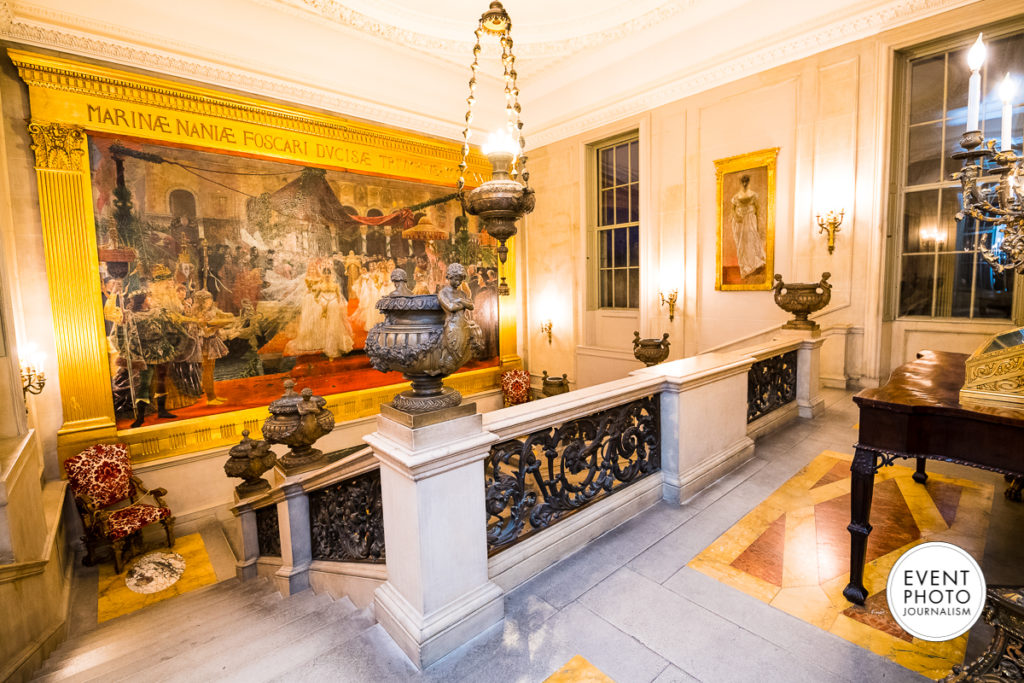 Anderson House - The Society of the Cincinnati | Washington DC Event Photographers