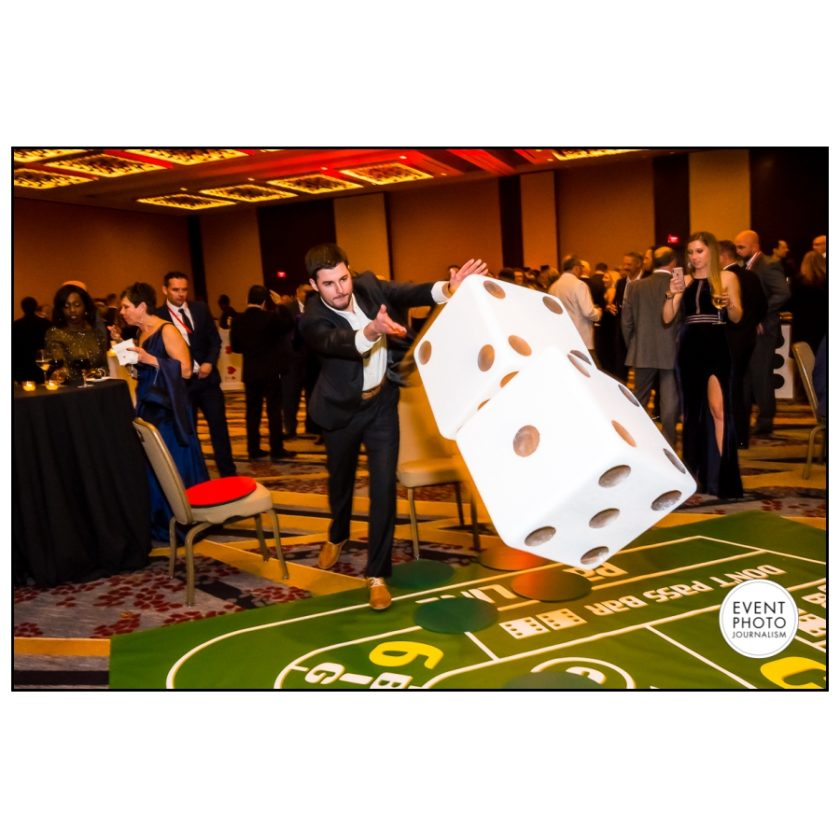 Casino Night Done Right! | Marriott Marquis DC Event Photographers