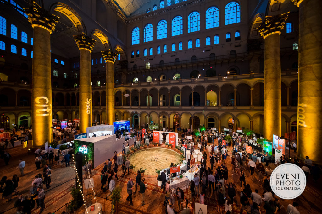 DC Event Photographers at National Building Museum