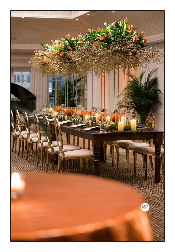 An Intimate VIP Dinner | The Hay-Adams Washington DC Event Photographers