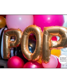 Bringing Balloons Back | DC Event Photography at The InterContinental Washington D.C. District Wharf